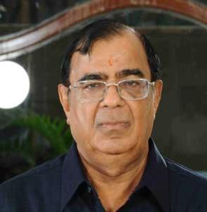 Shri Jagdish Raiji Gupta